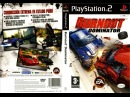 Burnout Dominator PS2 on PS3 (60gb) gameplay - HD 1080p