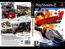Burnout 3: Takedown PS2 on PS3 (60gb) gameplay - HD 1080p