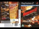 Burnout Revenge PS2 on PS3 (60gb) gameplay - HD 1080p
