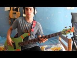 Cypress Hill feat.Tom Morello - Rise Up Bass Cover