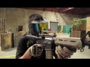 CQB CITY AIRSOFT ACTION APRIL 24th 2011 EASTER AIRSOFT KWA MP9 KJW P226 POV FOOTAGE