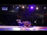 DMM 2012 - 74kg Freestyle - Saba Khubezhty (Nendingen) - Kiril Terziev (Mainz)