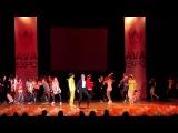 AVA EXPO 2012 (09.09.2012) - Толпа народу - PSY- GANGNAM STYLE