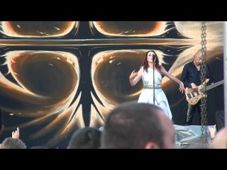 Within Temptation - Mother Earth @ Sofia Rocks 2012