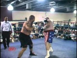 "George ""Terminator"" Linberger Vs Butterbean (part 1)"