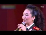Первая леди Китая  Пэн Лиюань поет русскую песню