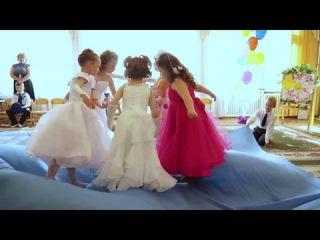 Танец Чайки с выпускного Кристины