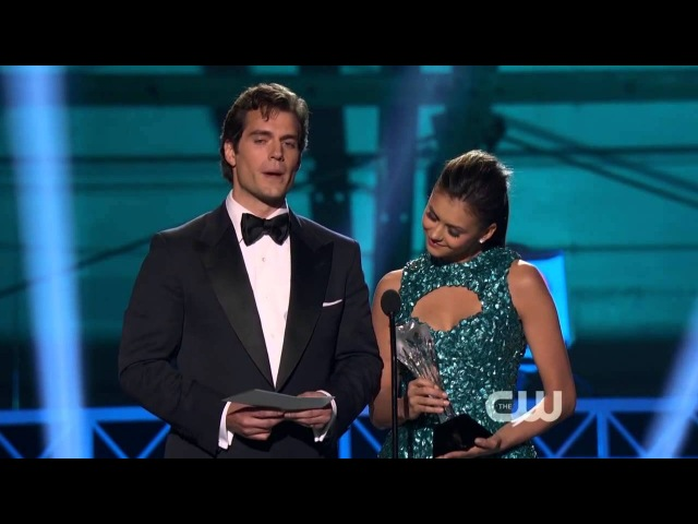 The 18th Annual Critics Choice Awards 2013 (Part 1)