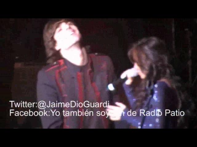 Anahi - No te quiero olvidar LIVE in Madrid (con Melocos) [HD]