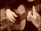 Андрес Сеговия исполняет