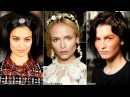 Модные причёски осень-зима 2012-2013