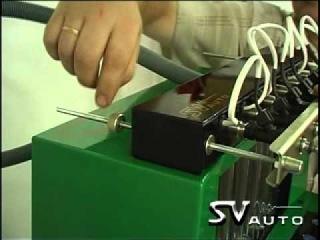 Чистка инжектора. Чистка форсунок SVauto