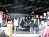 Gothic Lolita Fashion show - Summer Darkness 2011 - The Netherlands
