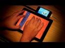 IPad / iPhone Music Studio Jam - MusicBox - BabyHands (SoundPrism Apple Bebot App)