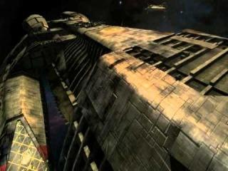 Battlestar Galactica Online - Звёздный крейсер галактика