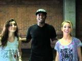 Tony Czar Choreography with Lindsay Taylor and Alyson Stoner