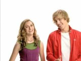 Alyson stoner and cody linley zaxbeys commercial 1