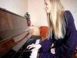 гр. Водичка-Пузырьки - Колыбельная ( piano cover )