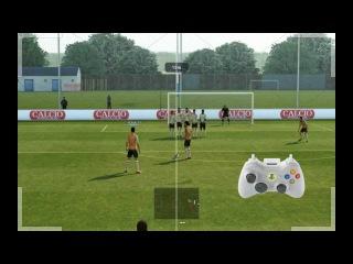 PES 2013 - Free kick tutorial ( PC/PS3/Xbox 360 )