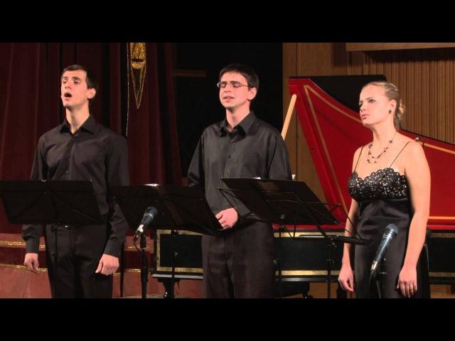 Bach-fest 2012. Vox animae 1-е відділення