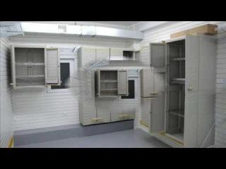 Обустройство гаража в ГСК на Челомея, д.3