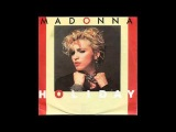 Madonna - Holiday ( Honom Remix )