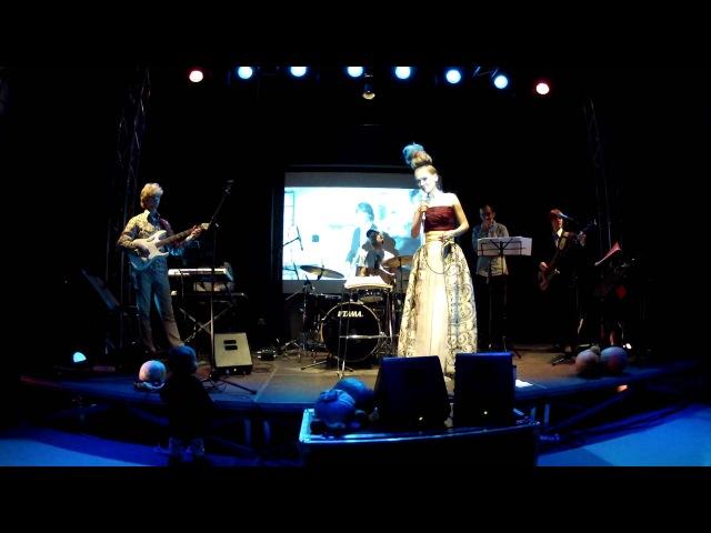 Оля Бравина 3 11 2012 Эрарта Part 1