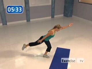 Strong & Fit Legs - Exercise Tv