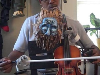 JEGHETTO the PUPPETMAKER featuring GHOST of the CELLIST