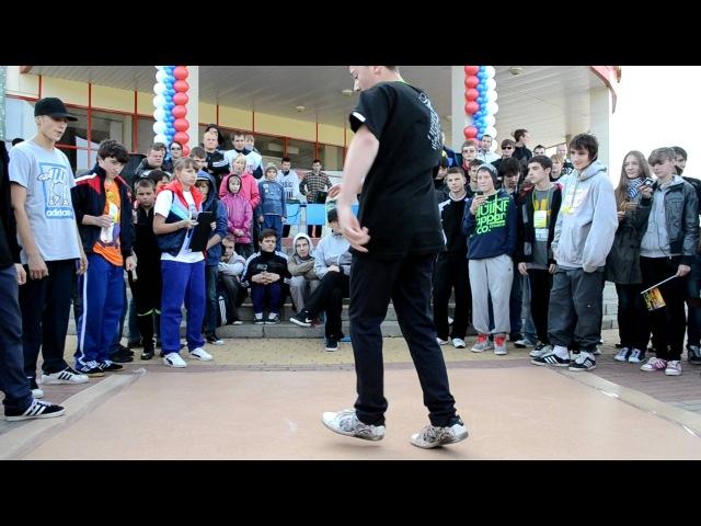 Junior Виталя(6 steps) vs Никитос (6 steps).MOV