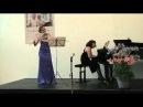 Denisov - Sonata for flute and piano, Irina Stachinskaya