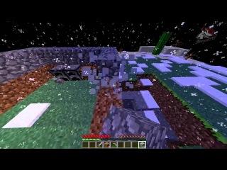 Minecraft - Flying Island |Survival| #1 Веселье без еды(