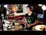 deadmau5 feat. Gerard Way - Professional Griefers (COOP3RDRUMM3R Drum Cover)