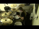 Red Alert with drums (Namtar of Carach Angren)