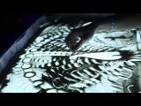 Argishty (армянский дудук) и песочное шоу Марины Сосниной