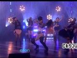 The Ellen Degeneres Show 2011:Nicole Scherzinger ft, 50 Cent - Right There(Live)
