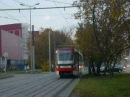 Trams of Moscow: Tatra KT3R 2300 (ex.2255)