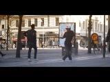 SKRILLEX - SCATTA (FEAT FOREIGN BEGGARS) Streetdancing in Sweden Dubstep
