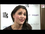 Jessie Ware  South Bank Sky Arts Awards 2013 Red Carpet Interview