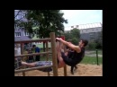 Street Workout Czech motivace