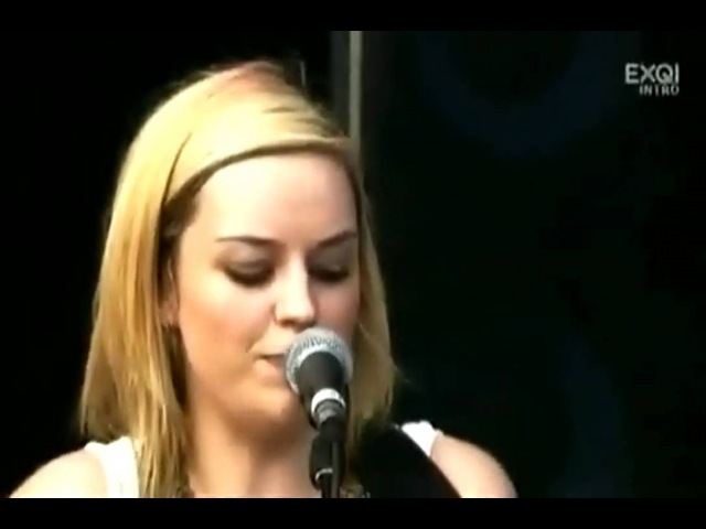 Amy Macdonald 07 This Is The Life Live At Main Square Festival