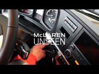 F1 2013 - McLaren Unseen - Transport Supervisor