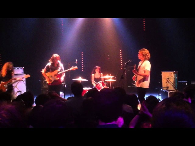 Ty Segall live @ BBMix 24/11/2012 FULL SHOW