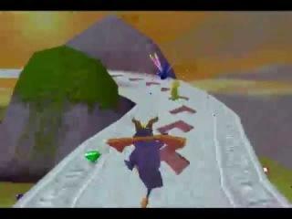 прохождение игры spyro 3 year of the dragon часть 5 ( воры )