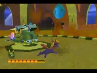 прохождение игры Spyro 2 Ripto's Rage часть 23 ( галп )