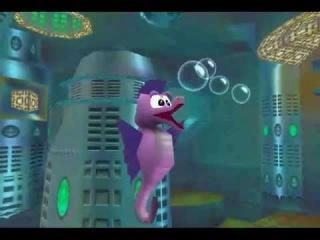 прохождени игры Spyro 2: Ripto's Rage часть 11 ( подводный мир )