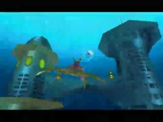 прохождение игры Spyro 2: Ripto's Rage часть 10 ( морской конь )