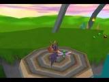 прохождение игры Spyro 2 Ripto's Rage часть 26 ( мегаполис )