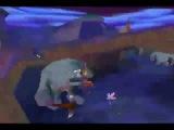 прохождение игры Spyro 2 Ripto's Rage часть 20 ( валынки )