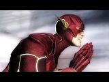 Injustice Gods Among Us : The Flash VS Shazam !